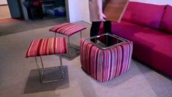 [Video] Căn hộ thông minh tiết kiệm diện tích cho chung cư mini