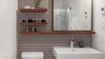 Kinh nghiệm thiết kế nhà vệ sinh tiện lợi, hợp phong thuỷ