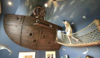 19 ý tưởng phòng ngủ cực kỳ sáng tạo dành cho bé