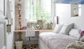 22 ý tưởng sắp xếp tuyệt vời cho phòng nhỏ