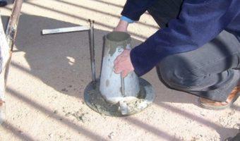 Các bước kiểm tra độ sụt bê tông