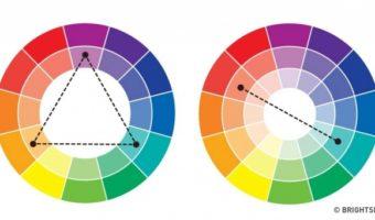 Cách kết hợp màu sắc trong trang trí nội thất
