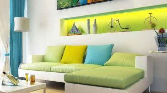 Bước 8: Thiết kế, lặp đặt nội thất và cách sử dụng và bảo dưỡng nhà mới