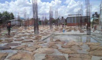 Hướng dẫn bảo dưỡng bê tông khi xây nhà