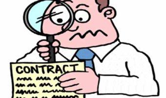 Kinh nghiệm soạn thảo hợp đồng thi công nhà
