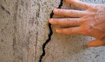 Những sự cố thường xảy ra khi xây phần thô và cách khắc phục