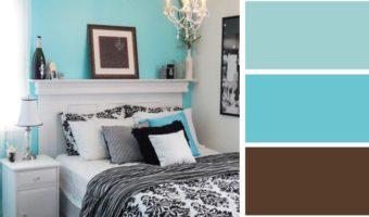 20 cách phối màu sơn và nội thất phòng ngủ chuẩn từ chuyên gia
