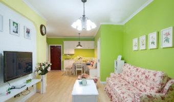 3 điều kiêng kị bạn cần biết khi sơn nhà đẹp