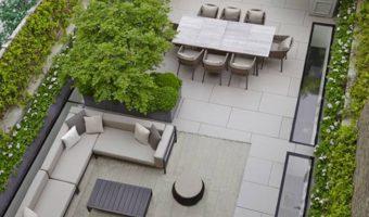 5 ý tưởng thiết kế sân vườn độc đáo