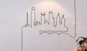 9 ý tưởng vừa sắp đặt vừa trang trí đồ dùng trong nhà vừa gọn gàng vừa nghệ thuật