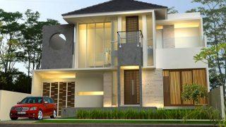 Bước 7: Hoàn thiện nhà