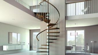 Một số nguyên tắc khi thiết kế cầu thang