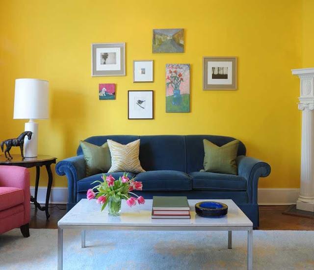 Tư vấn chọn sơn tường phù hợp với từng phòng
