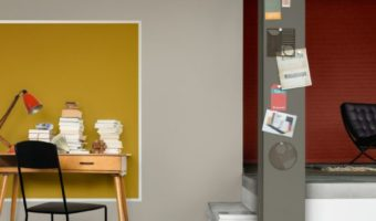 Những điều cần lưu ý khi thi công sơn nhà