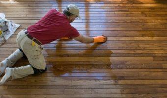 Phương pháp lau chùi và bảo quản sàn gỗ bền đẹp