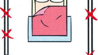 Sắp đặt nội thất phòng ngủ sao cho hợp phong thuỷ