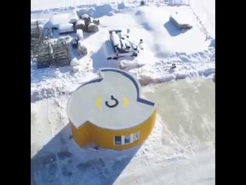 [Video] Xây nhà trong 24 h