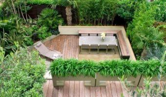 Các phương pháp chống nóng hiệu quả trên sân thượng