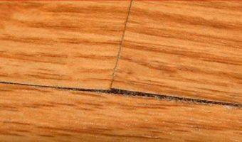 Các phương pháp xử lý nội thất gỗ bị cong vênh, phồng rộp