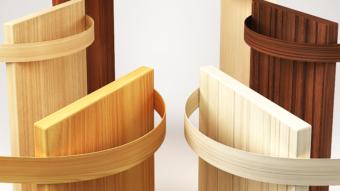 Gỗ veneer là gì? So sánh ưu nhược điểm của gỗ veneer