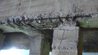 Ăn mòn cốt thép trong bê tông, nguyên nhân và cách khắc phục