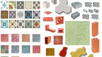 Phân biệt các loại gạch trong xây dựng