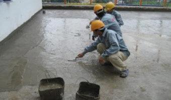 Vữa chống thấm và tại sao nên dùng vữa chống thấm khi xây nhà