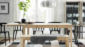 Kinh nghiệm chọn bàn ăn hoàn hảo cho phòng bếp