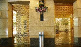 Đá Granite vàng khẳng định đẳng cấp Hoàng Gia