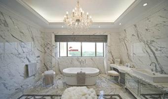 Hô biến phòng tắm trở nên sang trọng nhà gach ốp lát