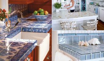 Một số phong cách nhà bếp bằng gạch ốp lát Taicera