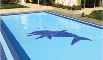 Nguyên tắc không thể bỏ qua khi chọn gạch ốp lát bể bơi