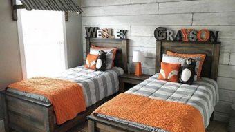 Phòng ngủ và 5 sắc thái của màu xám
