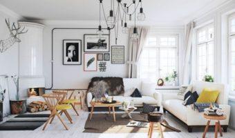 Tìm hiểu về phong cách nội thất Bắc Âu – Phong cách Scandinavian