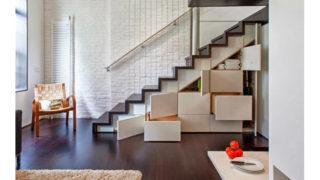 Những mẫu cầu thang đá đẹp dành riêng cho những ngôi nhà nhỏ
