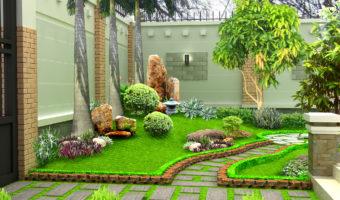 Đá lát sân vườn – Những kiến thức bạn cần biết