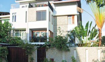 Lựa chọn đá tự nhiên ốp tường  đẹp cho căn nhà hiện đại