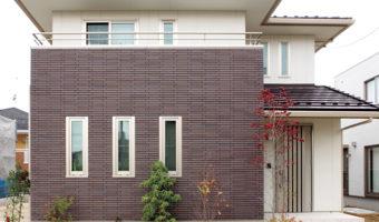Gạch ốp mặt tiền inax giải pháp kiến trúc cho mọi nhà