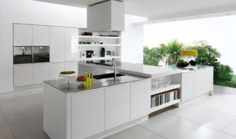 Tổng hợp cách hóa giải phong thủy thiết kế nhà bếp