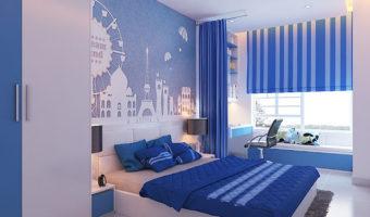 Những màu sơn nội thất phòng ngủ luôn được ưa chuộng