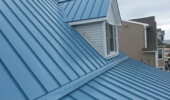 Vì sao nên lợp mái bằng tôn lạnh chống nóng cho ngôi nhà