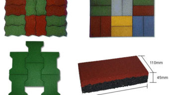 Phân biệt các loại gạch xây dựng công trình (phần 2)