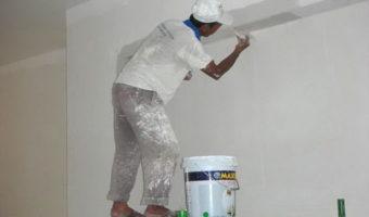 Hướng dẫn quy trình trát lại tường nhà