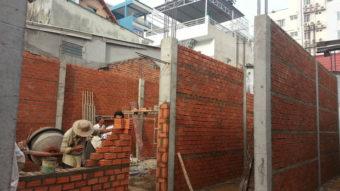 Kỹ thuật xây tường gạch Tuynel đúng và bền với thời gian