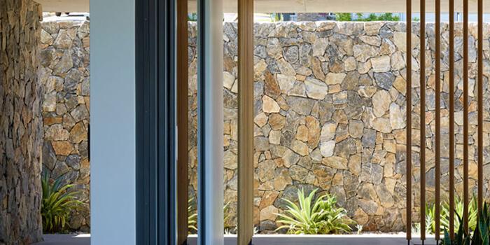 Đá tự nhiên ốp tường cho không gian hiện đại-04