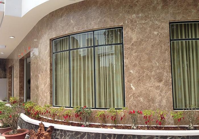 Đá tự nhiên ốp tường cho không gian hiện đại-05