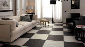 Chọn kích thước gạch inax như thế nào phù hợp phòng khách