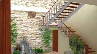 Gạch đá trang trí dùng trong thiết kế xây dựng