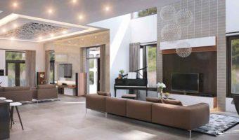 Gạch trang trí nội thất vẻ đẹp đa sắc cho từng không gian riêng trong căn nhà