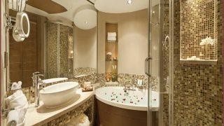 Những mẫu gạch mosaic đẹp cho phòng tắm